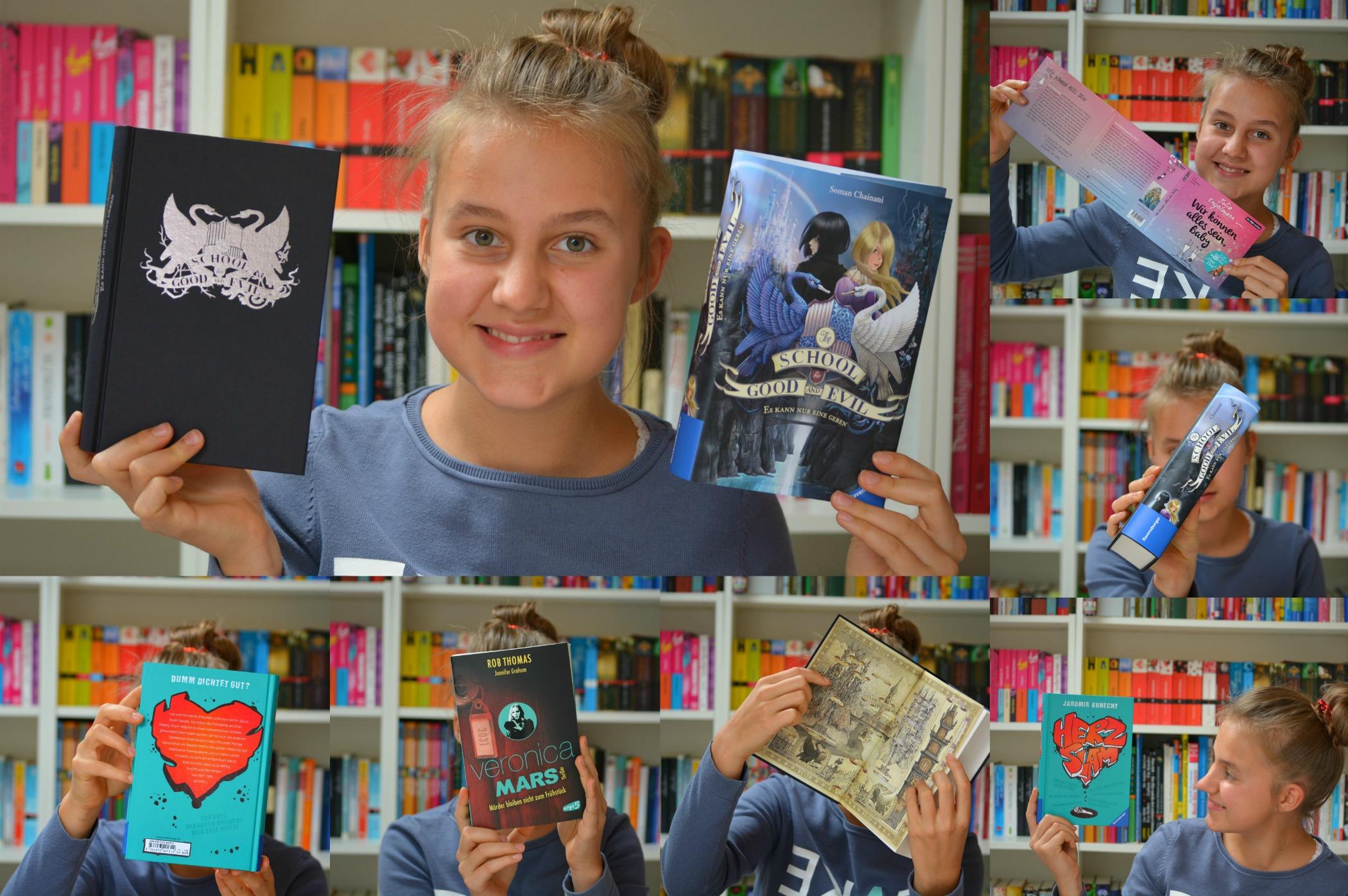 Goldstücke Unter Den Bücherperlen Von Poetry Slams Der Schule Für